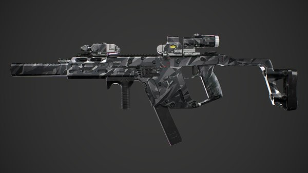 3D kriss vector gen2