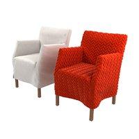 3D lou alta armchair marktex