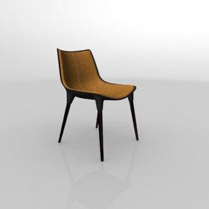 langham chair 3D model