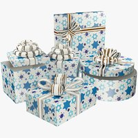 3D set gifts