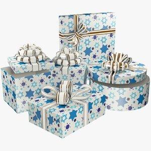 3D set gifts