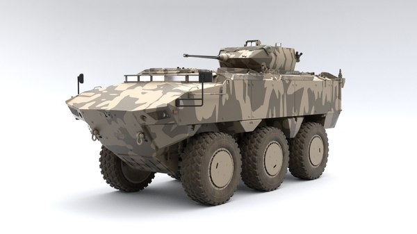 turkish vehicle pars 3 3D