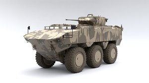 turkish vehicle pars 3 3D