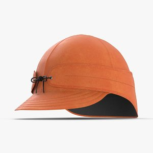 3D hunting-hat