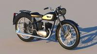 BSA Bantam D1 motorcycle