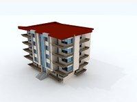 modern house - 3D