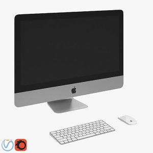 computer imac technology 3D model