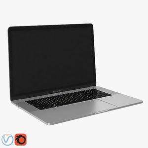 mac macbook 3D