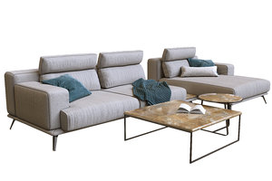 3D sofa babila nicoline