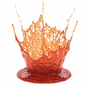 crown 3 3D model