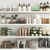 Cosmetics for beauty salons
