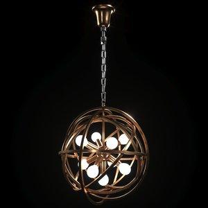 nest pendant small 3D model