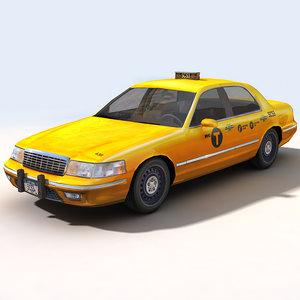 lwo new york city taxi