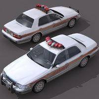 car sheriff max