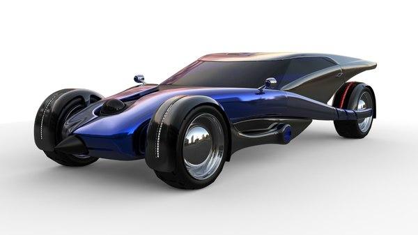 3D concept future design