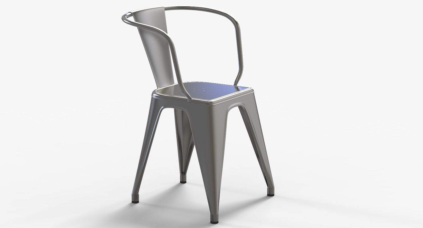 design contemporary chair 3D model