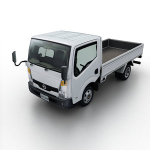 3d 2007 nissan atlas model