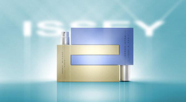 parfum issey miyake 3D