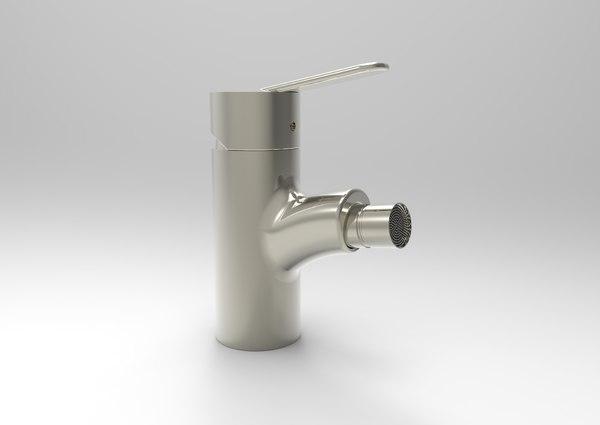 3D photorealistic faucets tap