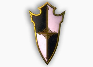 crusader shield model