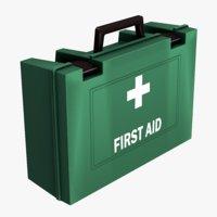 3D model aid kit