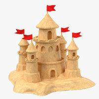 Sand Castle v3