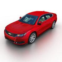 2014 chevrolet impala sedan 3ds