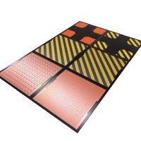 Futuristic Floor Textures
