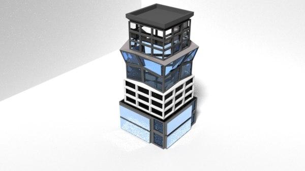 3D design building