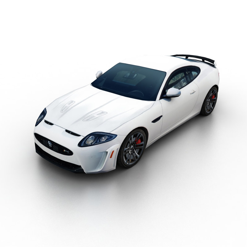 2012 xkr-s sport car 3ds