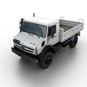 max 2013 mercedes-benz unimog u5023