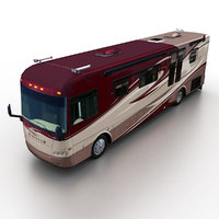 3D Motorhome Models | TurboSquid