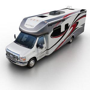 2013 triple e regency 3d model