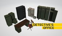 Detective's Office
