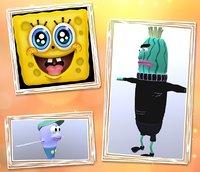 Sponge Bob Package