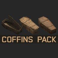 Coffins pack