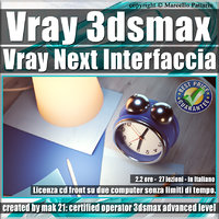 Corso Vray Next 3ds max Interfaccia Volume 3