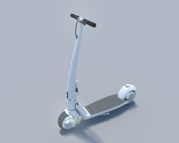 aktivo scooter 3D