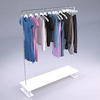 Womens and mens wardrobe