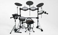 3D electronic drum kit
