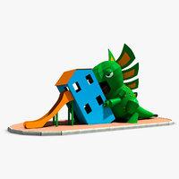 PlayGraund Godzilla