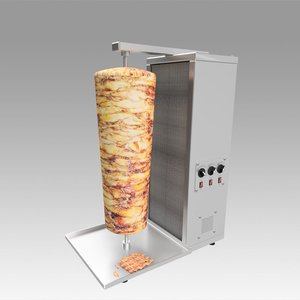 doner machine model