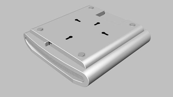 3D model r710 access point