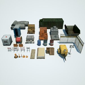 3D contruction pack