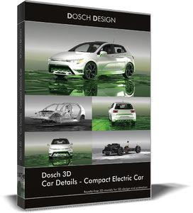 car details - compact 3D