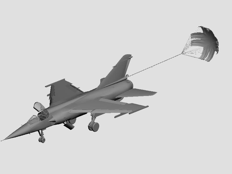 Mirage F-1 CG