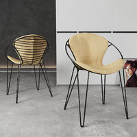 3D chair joli wire model