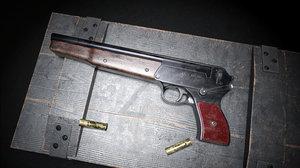 3D mesh tp-82 model
