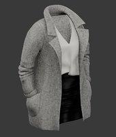 3D rigged pockets