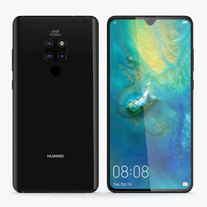 huawei 2 mate 3D model